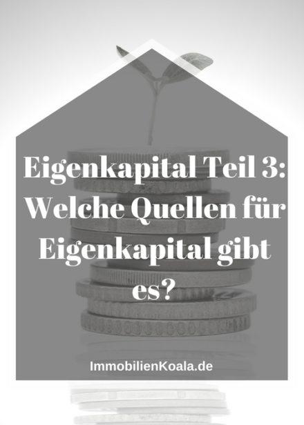 Eigenkapital 3: Welche Quellen für Eigenkapital gibt es?