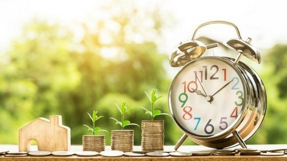 Passives Einkommen generieren Starte