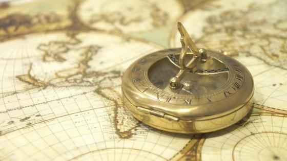 Negative Glaubenssätze Kompass